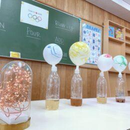 化学変化で膨らむサイエンス